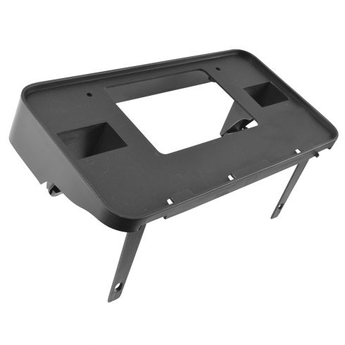 97-98 Ford F150, F250 w/4WD, Expedition Front Bumper Mtd License Plate Mounting Bracket (Ford)