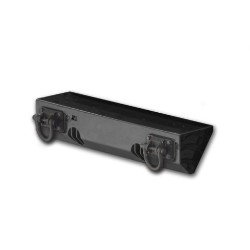 XHD Non-Winch Mount Front Bumper, 07-14 Jeep Wrangler