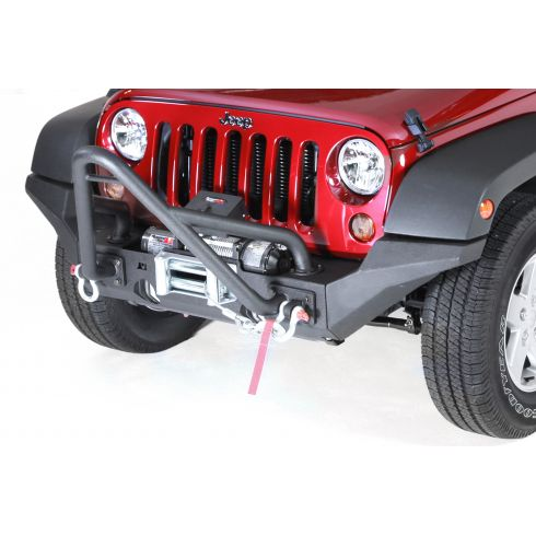 XHD High Clearance Bumper Ends, 07-14 Jeep Wrangler (JK)