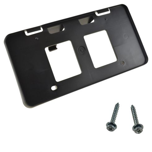 12-14 Toyota Camry SE Front License Plate Bracket w/Attaching Hardware (Toyota)