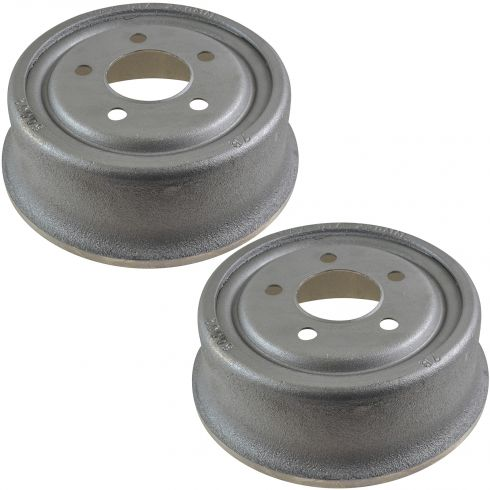 Rear Brake Drum PAIR (AUTO EXTRA AX80002)