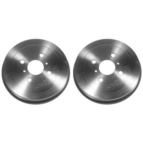 Rear Brake Drum Pair (AUTO EXTRA AX80094)