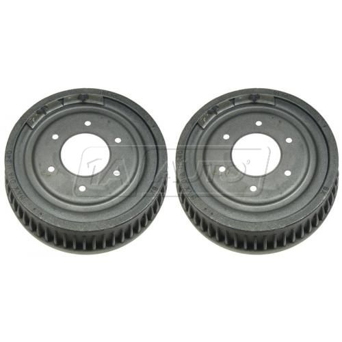Rear Brake Drum PAIR (AUTO EXTRA AX8846)