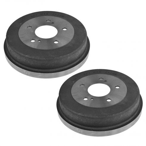 Rear Brake Drum (35013) Pair