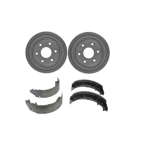 Brake Shoe & Drum Kit
