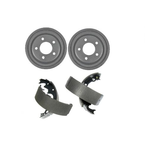Brake Drum & Shoe Set