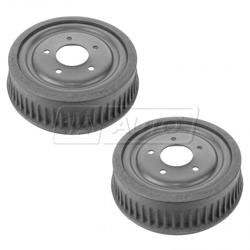 90-95 GM G10, G1500, G20, G2500 Van; 90-91 Suburban 1500 w/2WD Rear Brake Drum PAIR