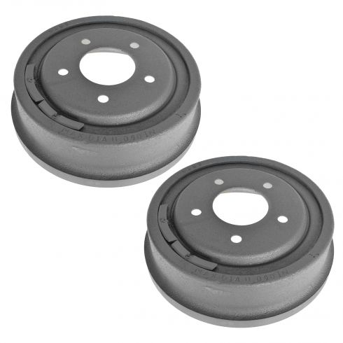 87-96 Bronco; 87-96 F150 (exc 93-95 Lightning) 87-89 E150 Rear Brake Drum PAIR