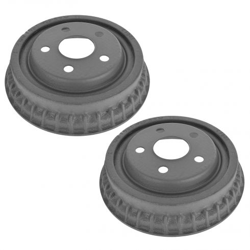 95-00 Avenger, Eclispe, Galant, Sebring, Stratus, Talon Cpe Rear Brake Drum Pair