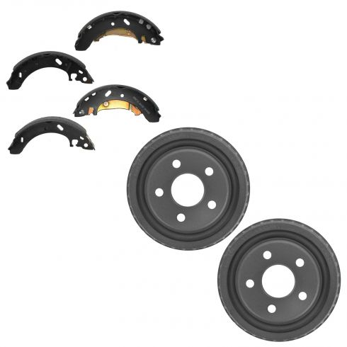 95-00 Sebring, Stratus, Cirrus Rear Brake Drum & Shoe set