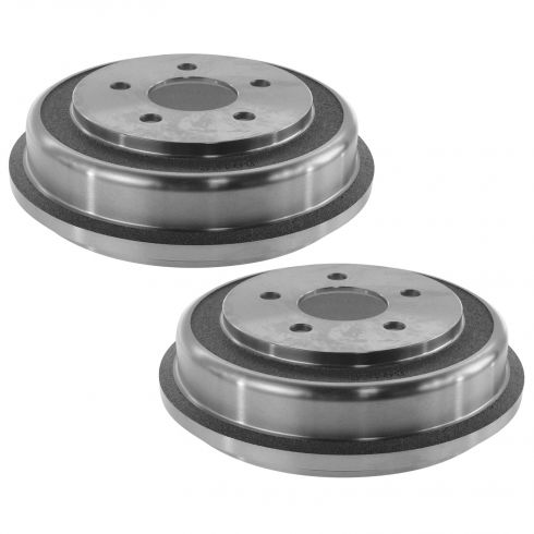 06-08 Cobalt, HHR; 05-07 Malibu; 07-08 G5 Rear Brake Drum Pair