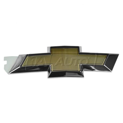 10-13 Chevy Camaro Trunk Lid Mounted Chrome & Gold