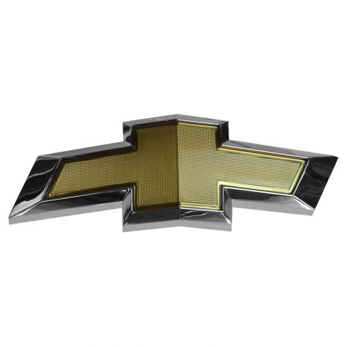 10-15 Chevy Camaro Grille Mounted Chrome & Gold