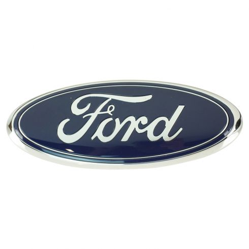 07-09 Exped; 04-09 F150; 06-09 Rngr Grille; 07-10 Sport Trac; 04-08 F150 Tailgate FORD Emblem (Ford)