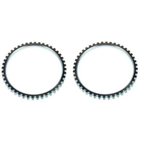 1999-06 Subaru Multifit  ABS Tone Ring Front PAIR