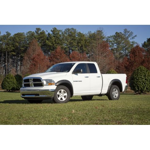 All Terrain Fender Flares, 09-12 Ram 1500 Trucks