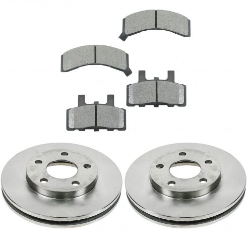 Chevy GMC Cadillac Brake Pads Front
