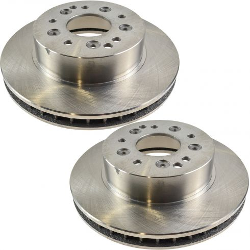 1965-82 Chevy Corvette Rear Brake Rotor PAIR