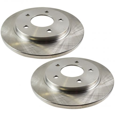 Rear Disc Brake Rotor PAIR (AUTO EXTRA AX5567)