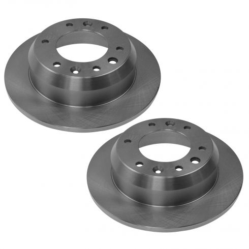 REAR Disc Brake Rotor PAIR (AUTO EXTRA AX900290)
