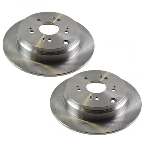 Disc Brake Rear Rotor PAIR (AUTO EXTRA AX900390)