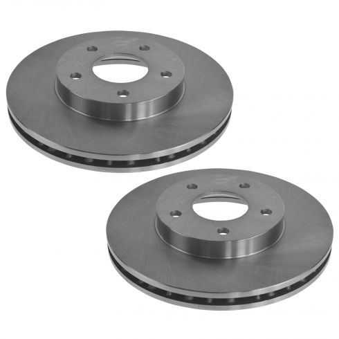 Disc Brake Front Rotor PAIR (AUTO EXTRA AX31277)