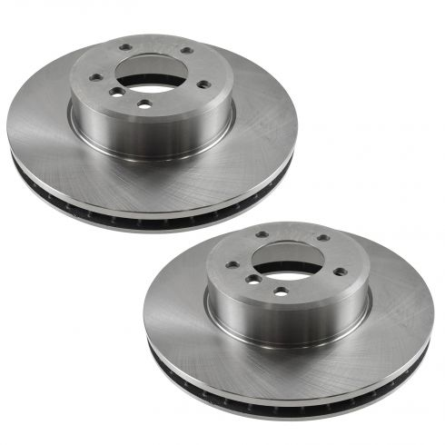 Disc Brake Front Rotor PAIR (AUTO EXTRA AX900730)