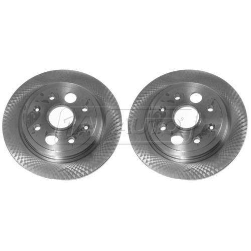 Disc Brake Rear Rotor PAIR (AUTO EXTRA AX31066)