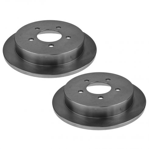 Rear Brake Rotor PAIR (AUTO EXTRA AX54090)