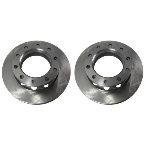 Rear Brake Rotor PAIR (AUTO EXTRA AX55031)