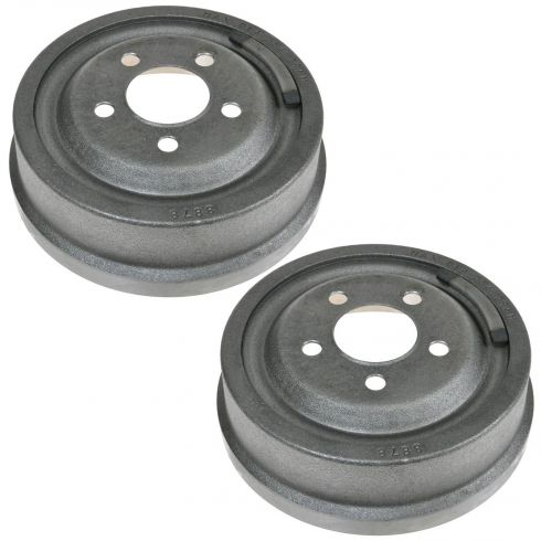 Rear Brake Drum PAIR (AUTO EXTRA AX8878)
