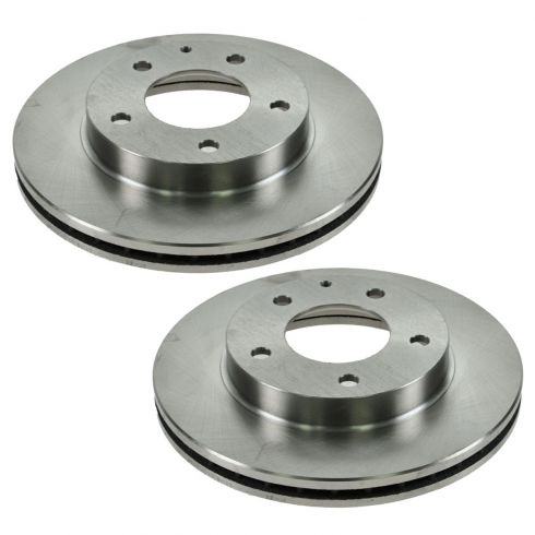 Front Disc Brake Rotor (AUTO EXTRA AX31052) PAIR