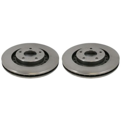 Front Disc Brake Rotor (AUTO EXTRA AX31186) PAIR