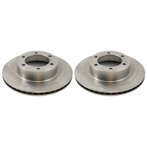 Front Disc Brake Rotor (AUTO EXTRA AX31204) PAIR