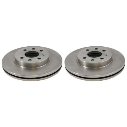 Front Disc Brake Rotor (AUTO EXTRA AX31279) PAIR