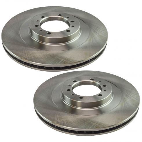 Front Disc Brake Rotor (AUTO EXTRA AX31291) PAIR