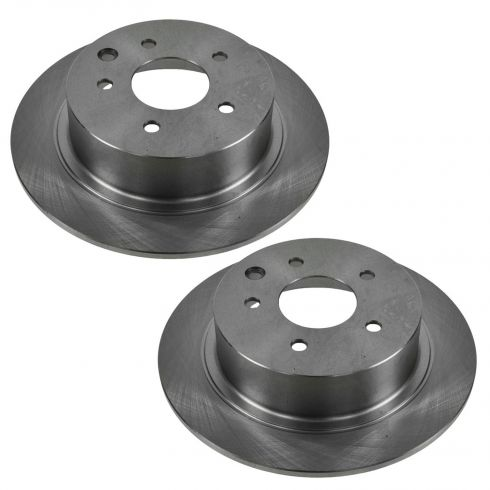 Rear Disc Brake Rotor (AUTO EXTRA AX31312) PAIR