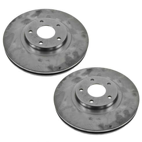 Front Disc Brake Rotor (AUTO EXTRA AX31330) PAIR