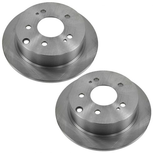 Rear Disc Brake Rotor (AUTO EXTRA AX31360) PAIR