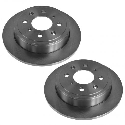 Rear Disc Brake Rotor (AUTO EXTRA AX3258) PAIR