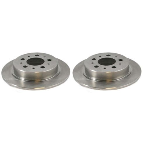 Rear Disc Brake Rotor (AUTO EXTRA AX34058) PAIR