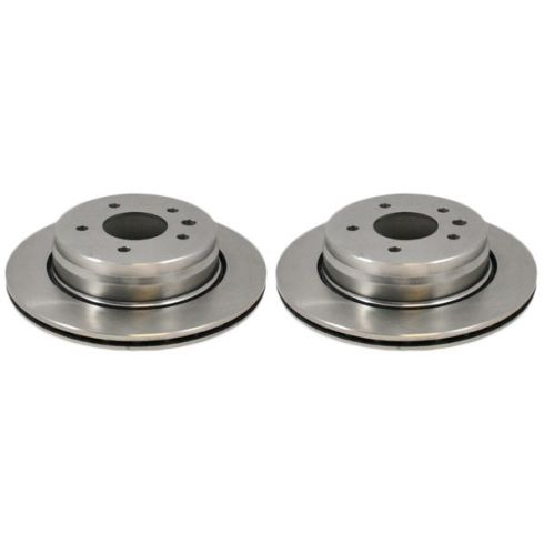 Rear Disc Brake Rotor (AUTO EXTRA AX34092) PAIR