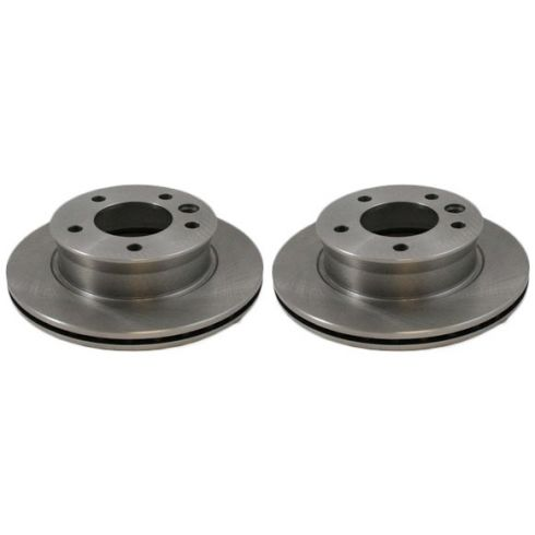 Front Disc Brake Rotor (AUTO EXTRA AX53028) PAIR