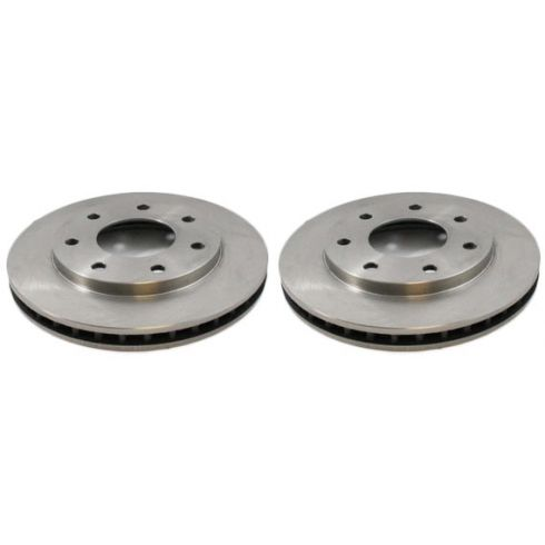 Front Disc Brake Rotor (AUTO EXTRA AX54048) PAIR
