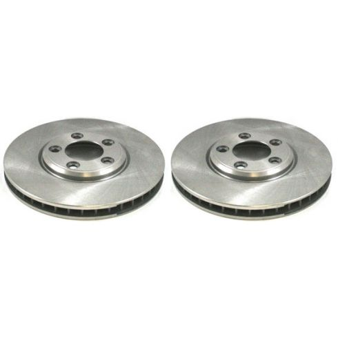 Front Disc Brake Rotor (AUTO EXTRA AX54088) PAIR