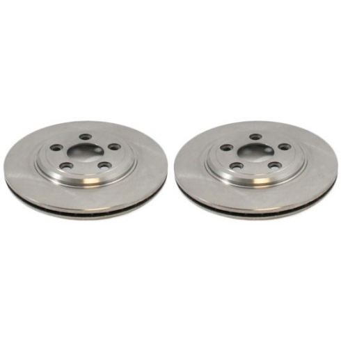 Rear Disc Brake Rotor (AUTO EXTRA AX54089) PAIR