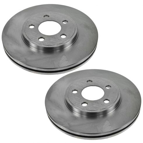 Front Disc Brake Rotor (AUTO EXTRA AX54103) PAIR