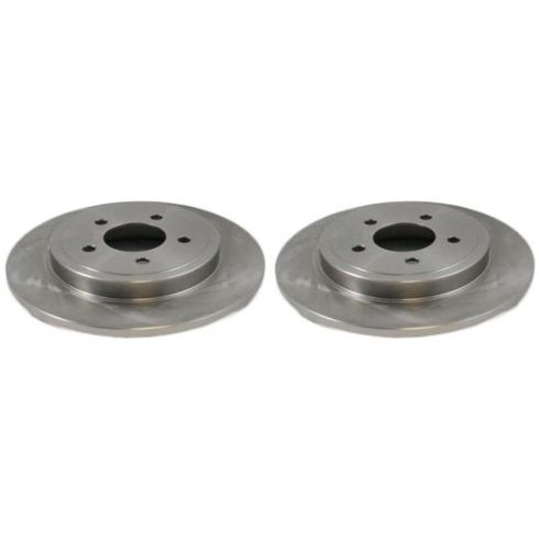 Rear Disc Brake Rotor (AUTO EXTRA AX54122) PAIR