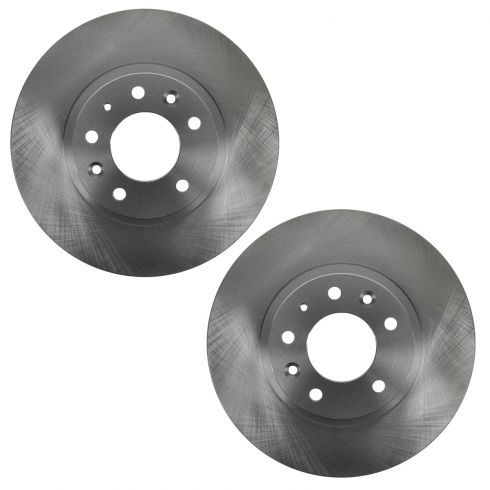 Front Disc Brake Rotor (AUTO EXTRA AX54142) PAIR