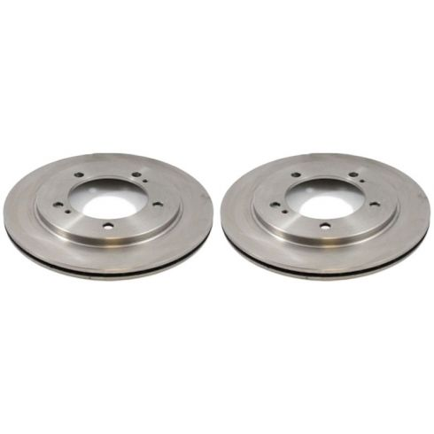 Front Disc Brake Rotor (AUTO EXTRA AX55060) PAIR
